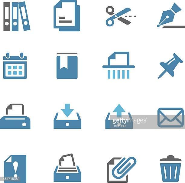 Papierkram Icons-Concierge Series