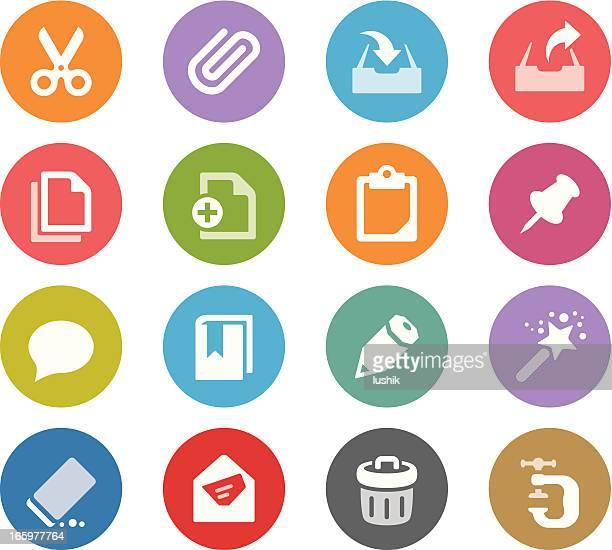 Paperwork / Wheelico icons