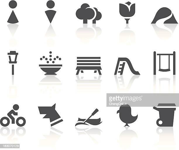 Park Icons/Simple de la serie Black