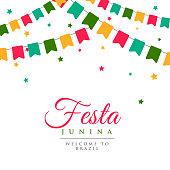 festa junina party carnival background