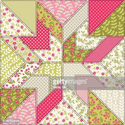 patchwork : Arte vectorial