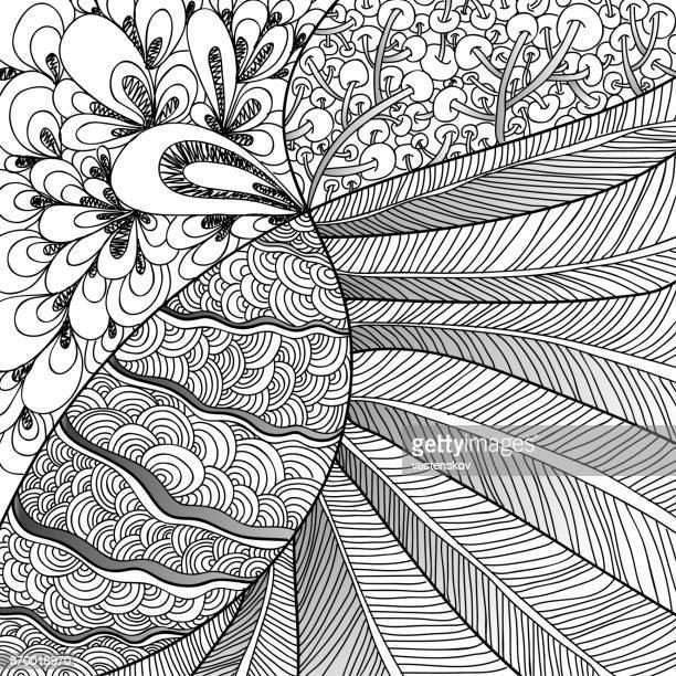 Patroon, tekening