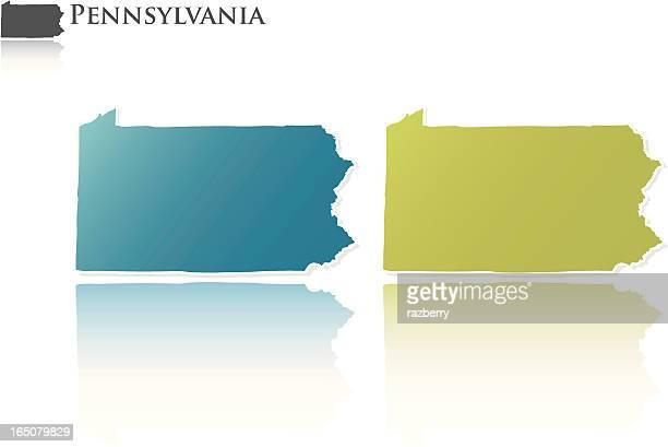 pennsylvania state graphic