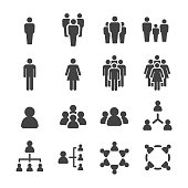people icon set,vector illustration