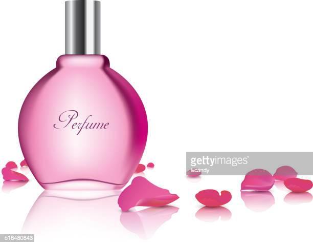 Perfume and petal
