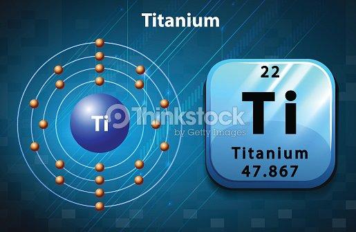 Periodic chart symbol number titanium vector art thinkstock periodic chart symbol number titanium vector art urtaz Gallery