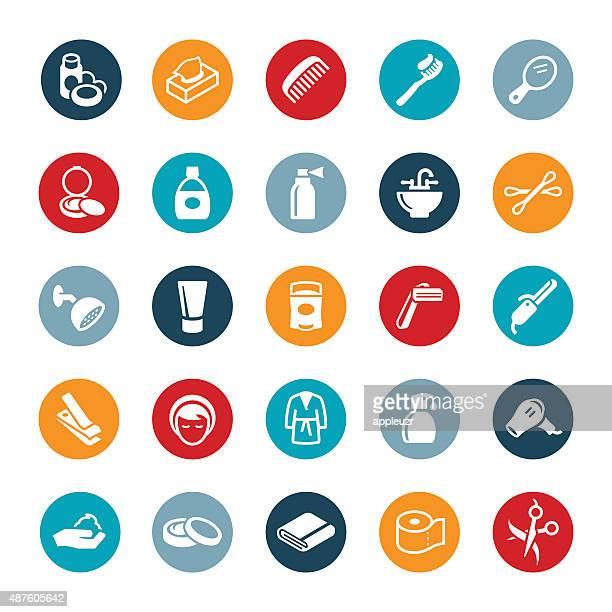 Persönliche Betreuung Symbole