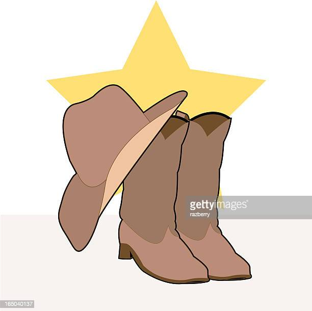 personalities: cowboy (vector)