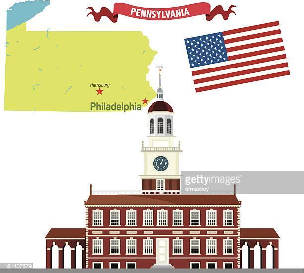 Philadelphia and Independence Hall