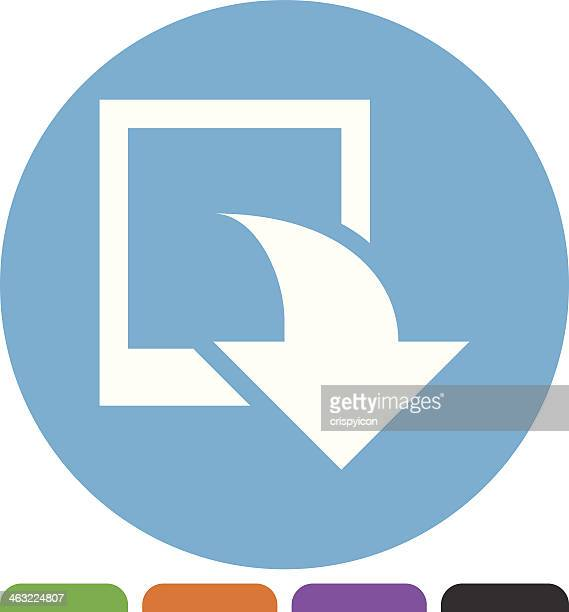 Photo Download icon