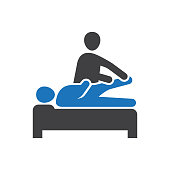 Healthcare & Medical - Physical therapy Icon
