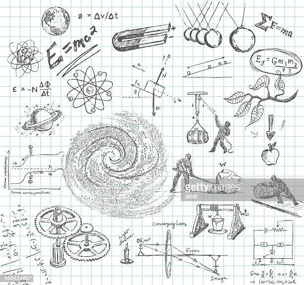 Physics doodle