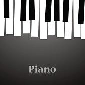 Piano background