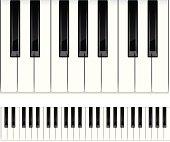 Touches de Piano.