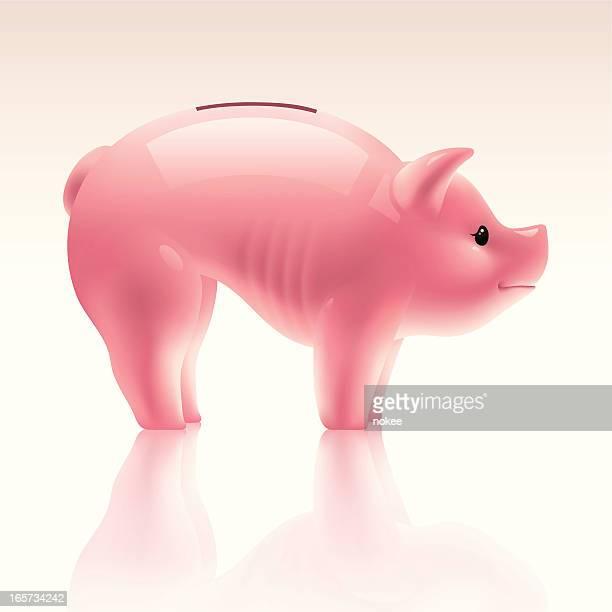 Piggy Bank - Hungry