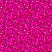 Pink glitter seamless pattern. Abstract texture background whit dots. Shiny holidays background.