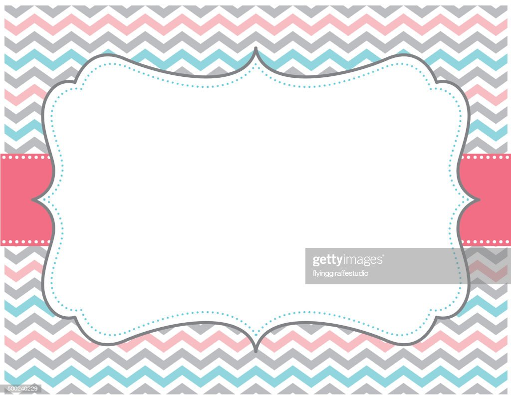 pink grey teal chevron background vector art getty images