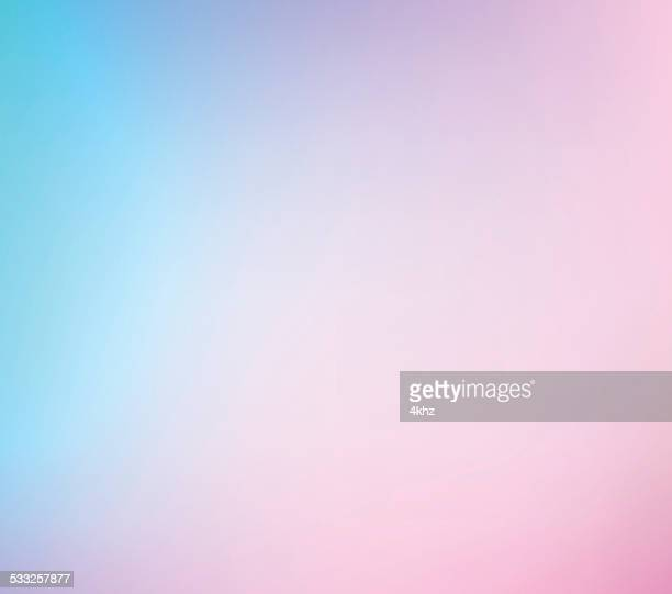 Pink Violet Blue Defocus Multi Color Gradient Stock Vector Background