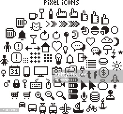 how to make pixxel icons