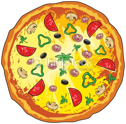 Pizza Vector Art | Thinkstock
