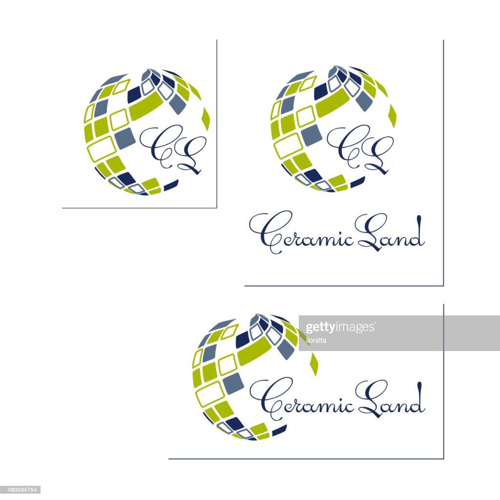 Planet design elements : Vector Art