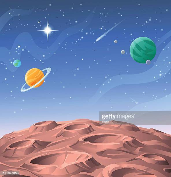 Planetary Surface
