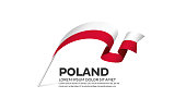 poland, country, flag, vector, icon