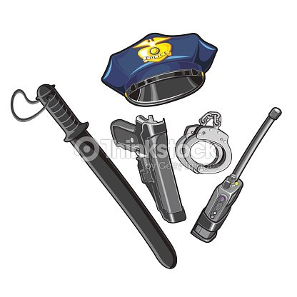 Police Symbols Vector Art Thinkstock