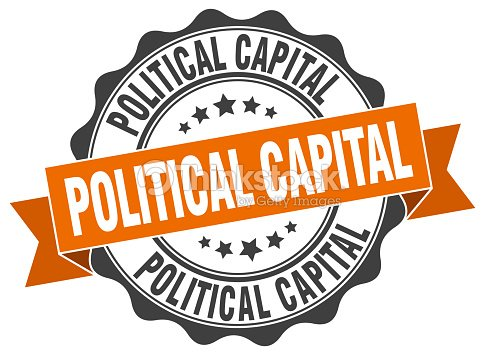 Political Capital Stamp Sign Seal
