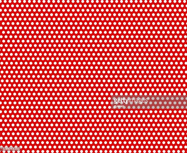 polka dot design