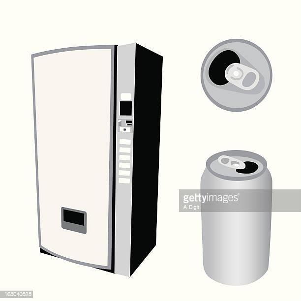 pop dispenser machine