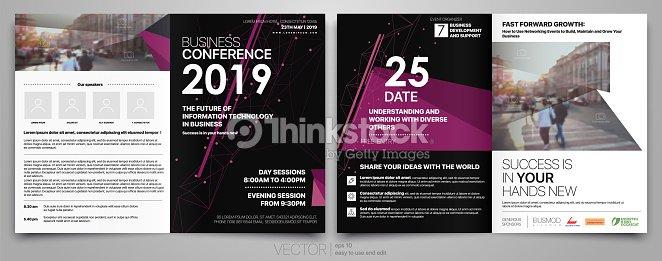 poster flyer pamphlet brochure cover design annual report vector art