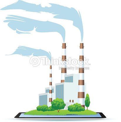 Power Plant Icône Clipart vectoriel | Thinkstock