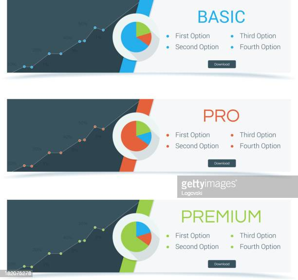 Pricing Banners