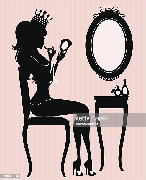 Mirror Stock Illustrations And Cartoons Getty Images