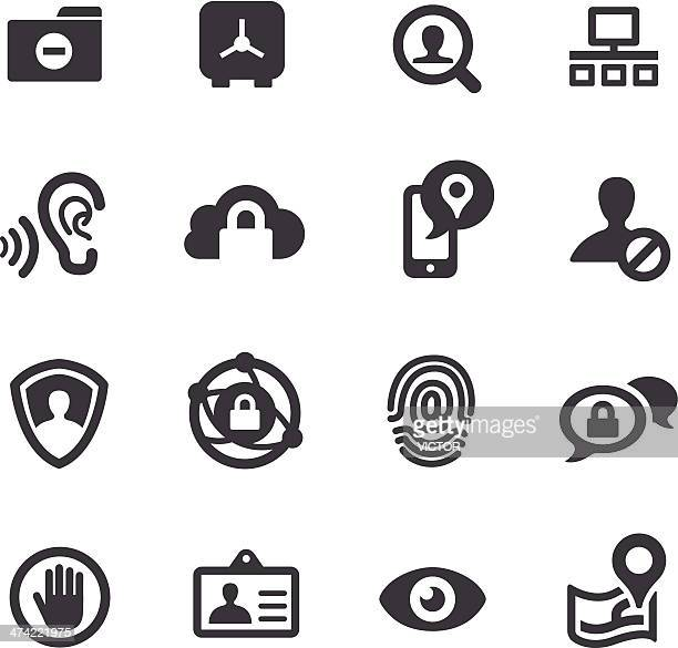 Privacy Icons - Acme Series
