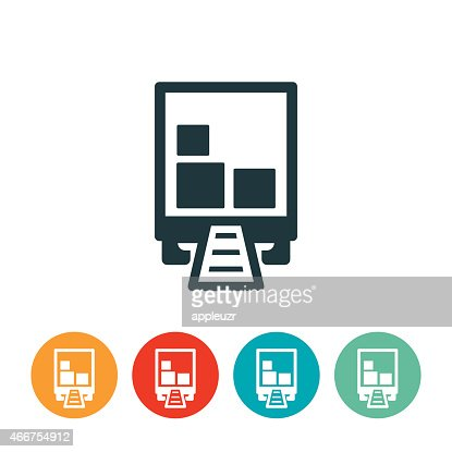 product distribution icon vector art getty images