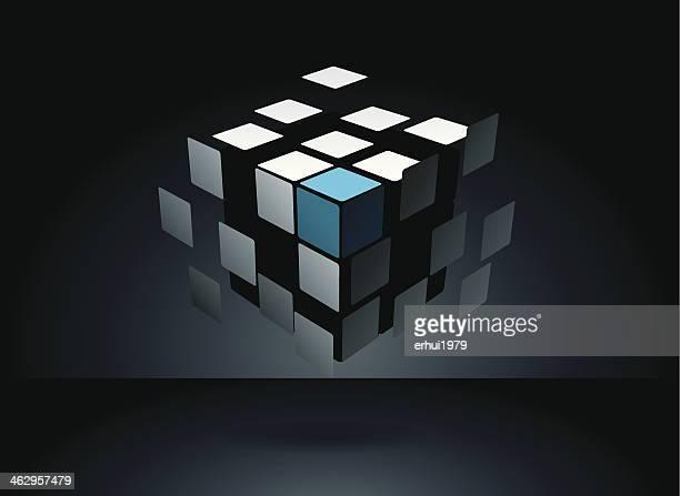 Puzzle Zauberwürfel