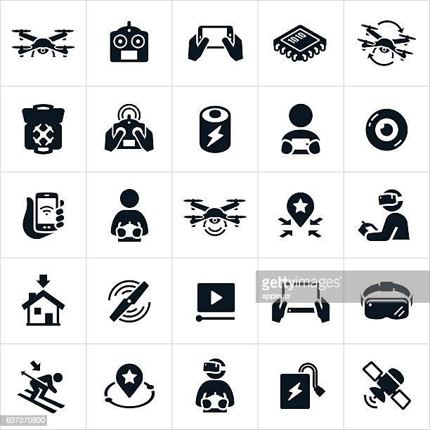 Quadcopter Icons