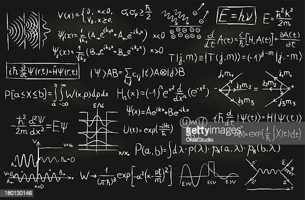 Quantum Physics on a Blackboard