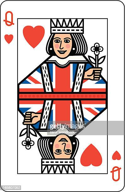 Queen of Hearts Union Jack