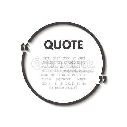 Quote bubble blank templates empty business card paper sheet quote bubble blank templates empty business card paper sheet information text realistic 3d shadow print design vector illustration reheart Gallery