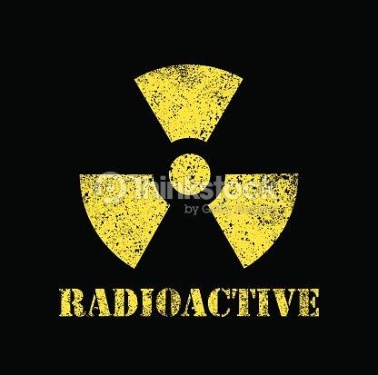 Radioactive Contamination Symbol Illustration Vector Art Thinkstock