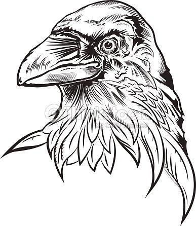 a251f9aad7d24 Raven Vector Art | Thinkstock