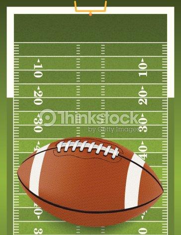 Spielfeldgrenze Fußball