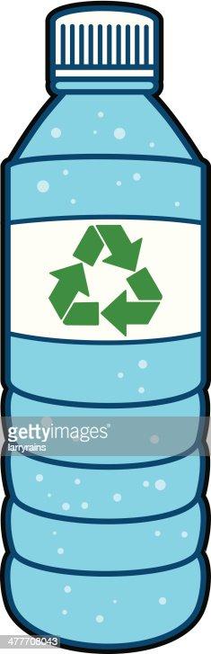 Recyclables En Plastique Clipart vectoriel | Getty Images