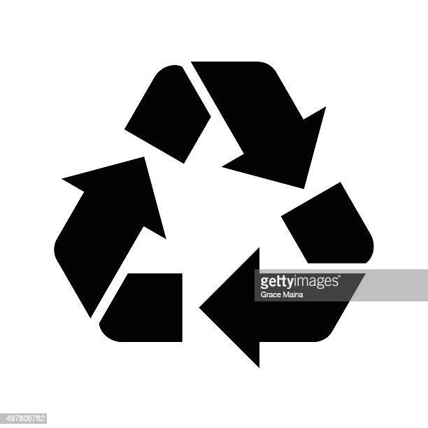 Recycle illustration - VECTOR