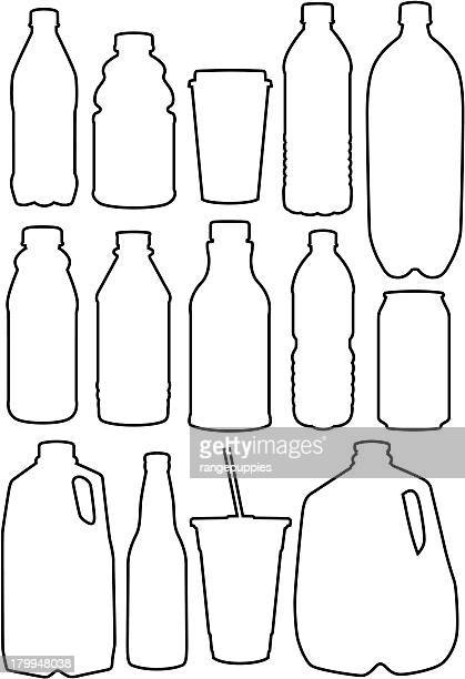 Recycle Outlines
