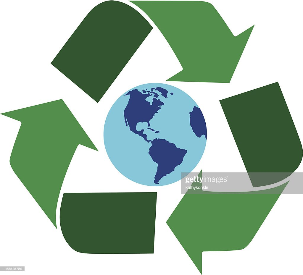 recycling and earth This recycling of the material of the earth's crust has been going on for   weathering and erosion at the earth's surface can break down rocks into small  bits.
