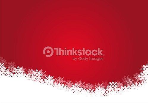 Rot Weihnachten Hintergrund Illustration. : Vektorgrafik